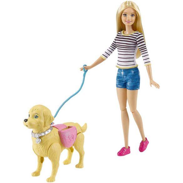 Papusa Barbie si Catelusul cu Accesorii 2
