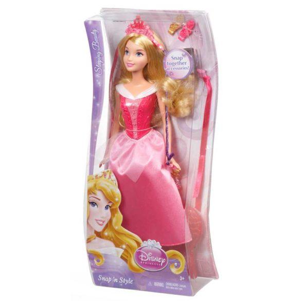 Printesele Disney Papusa Aurora si Setul de Joaca 10