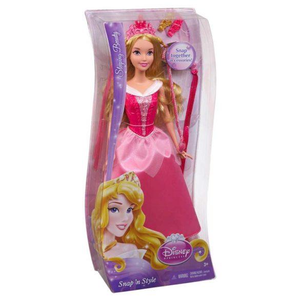 Printesele Disney Papusa Aurora si Setul de Joaca 11