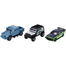 Set 3 Masini Fast & Furious Off Road Octane