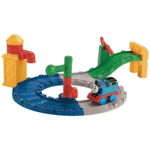 Set de Joaca Locomotiva Thomas in Primul Circuit