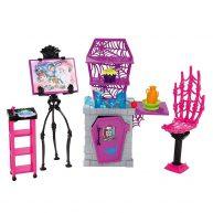 Monster High Accesorii si Mobilier Ora de Arta