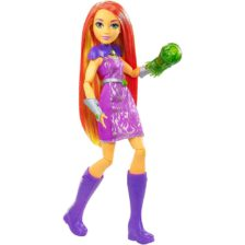 Papusa Starfire DC Super Hero Girls