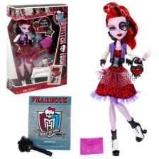 Picture Day Papusa Operetta Monster High