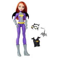Super Hero Girls Echipamentul de Misiune Papusa Batgirl