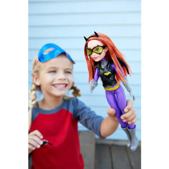 Super Hero Girls Echipamentul de Misiune Papusa Batgirl 8