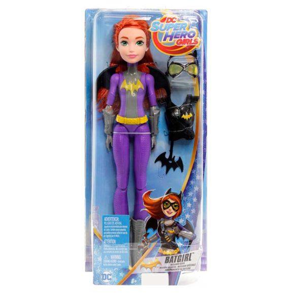 Super Hero Girls Echipamentul de Misiune Papusa Batgirl 9