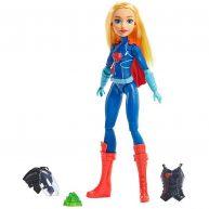 Super Hero Girls Echipamentul de Misiune Papusa Supergirl