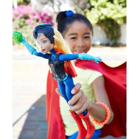 Super Hero Girls Echipamentul de Misiune Papusa Supergirl 2
