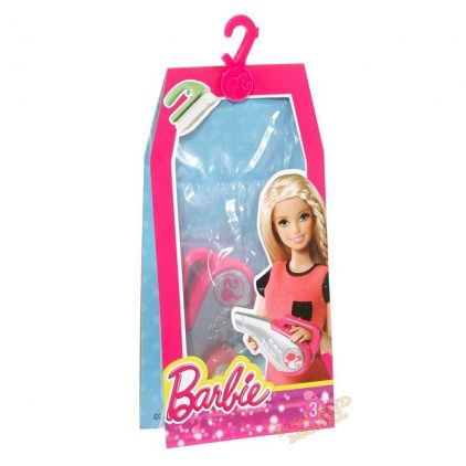 Accesorii Barbie Pachetul Pentru Curatenie - ambalaj original