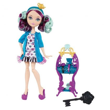 Ever After High Getting Fairest Papusa Madeline Hatter