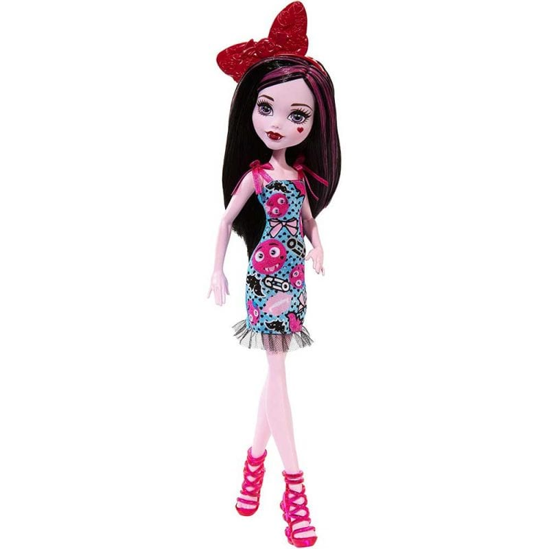Monster High Emoji Papusa Draculaura