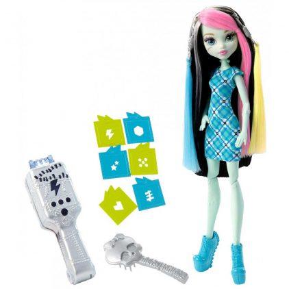 Monster High Papusa Frankie Stein cu Accesorii de Par