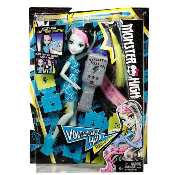 Monster High Papusa Frankie Stein cu Accesorii de Par 10