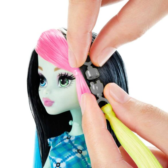 Monster High Papusa Frankie Stein cu Accesorii de Par 6