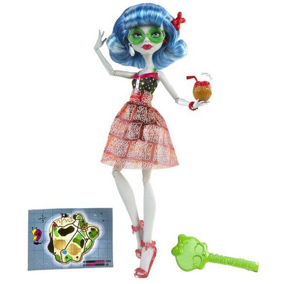 Monster High Vacanta la Mare Papusa Ghoulia Yelp