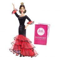 Barbie Dolls of The World - Papusa Spania