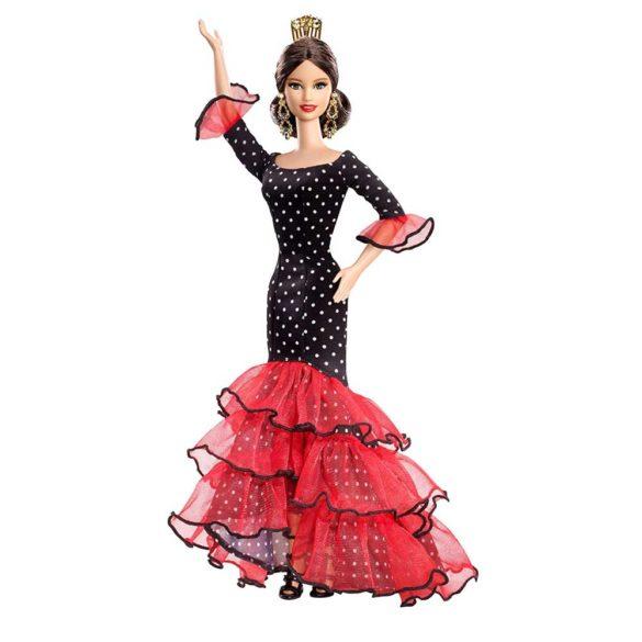 Barbie Dolls of The World Papusa Spania 2