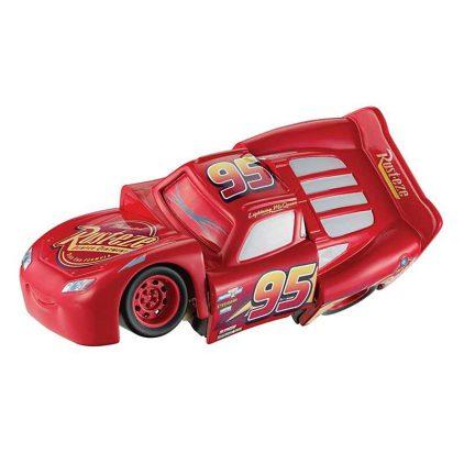 Cars 3 Curse Sucite Masinuta Lightning McQueen