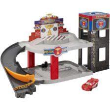 Cars 3 Setul de Joaca Garaj