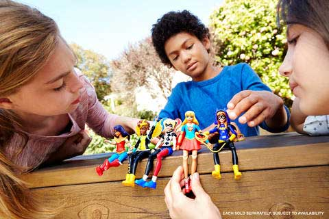 DC Super Hero Girls Figurina 15 cm Wonder Woman