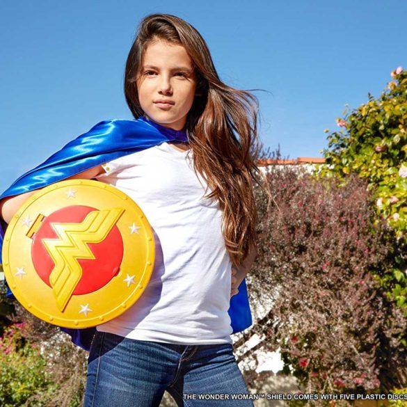 DC Super Hero Girls Scutul lui Wonder Woman de 30 cm 7