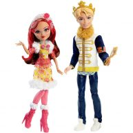 Ever After High Epic Winter Papusa Daring Charming si Rosabella Beauty