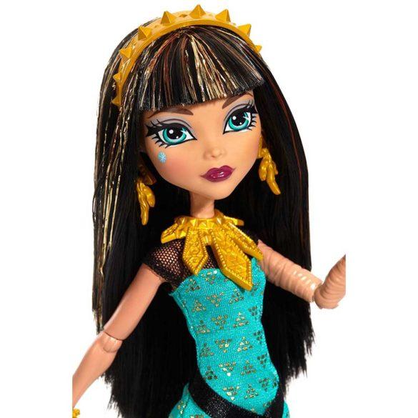 Monster High Prima zi de Scoala Papusa Cleo de Nile 4