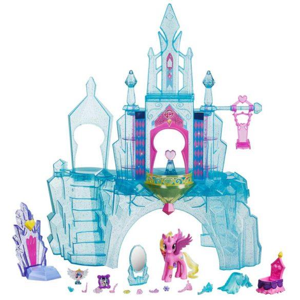 My Little Pony Castelul de Cristal al Printesei Cadance si Flurry Heart