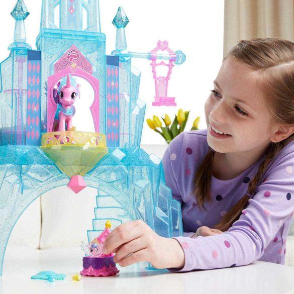 My Little Pony Castelul de Cristal al Printesei Cadance si Flurry Heart 10