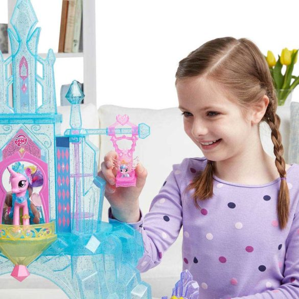 My Little Pony Castelul de Cristal al Printesei Cadance si Flurry Heart 12