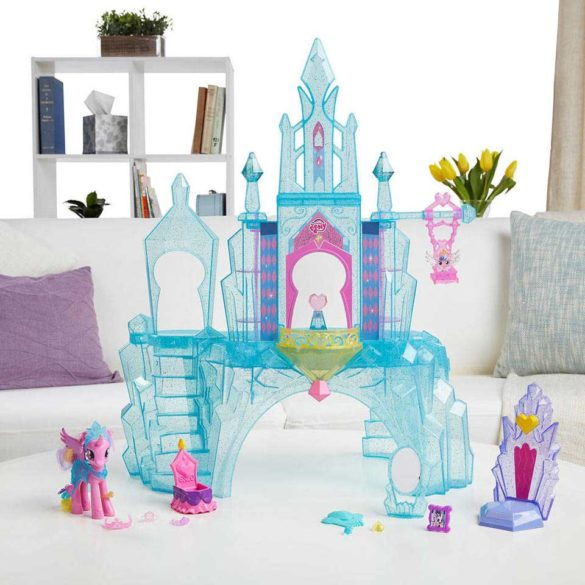 My Little Pony Castelul de Cristal al Printesei Cadance si Flurry Heart 13