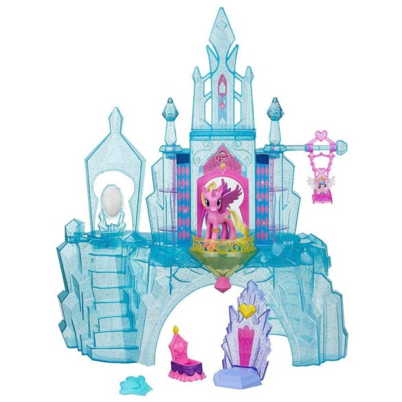 My Little Pony Castelul de Cristal al Printesei Cadance si Flurry Heart 2