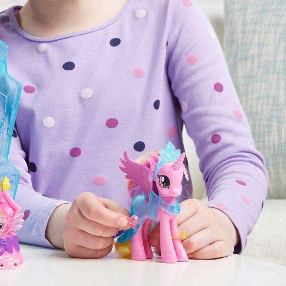 My Little Pony Castelul de Cristal al Printesei Cadance si Flurry Heart 4 1