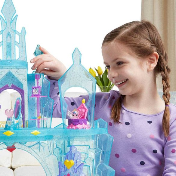 My Little Pony Castelul de Cristal al Printesei Cadance si Flurry Heart 8