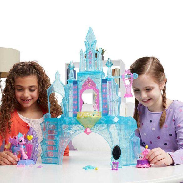 My Little Pony Castelul de Cristal al Printesei Cadance si Flurry Heart 9