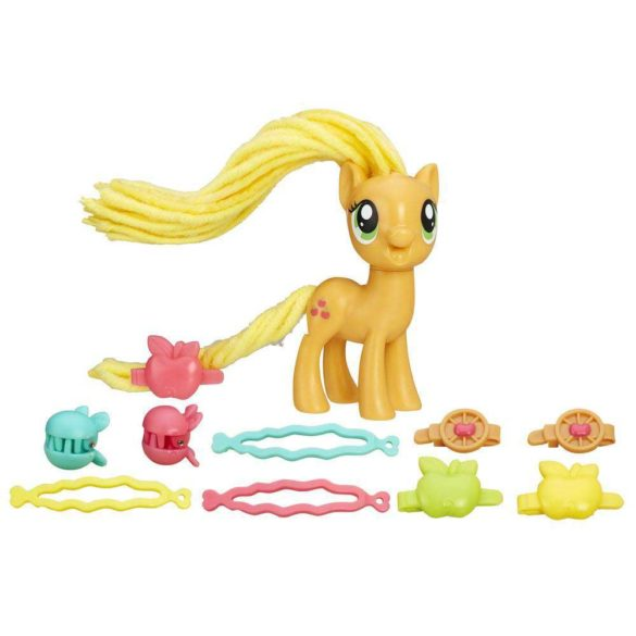 My Little Pony Coafuri de Gala - Applejack