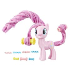 My Little Pony Coafuri de Gala - Pinkie Pie