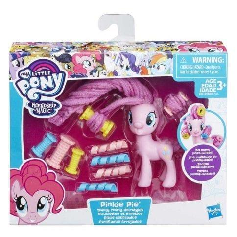 My Little Pony Coafuri de Gala - Pinkie Pie