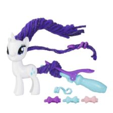 My Little Pony Coafuri de Gala - Rarity