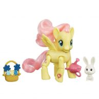 My Little Pony Culesul Florilor Figurina Fluttershy