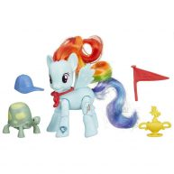 My Little Pony Culesul Florilor Figurina Rainbow Dash