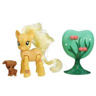 My Little Pony Culesul Merelor Figurina Applejack