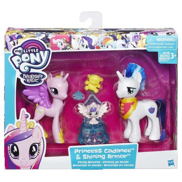 My Little Pony Pachetul Prieteniei Printesa Cadence si Shining Armor 2