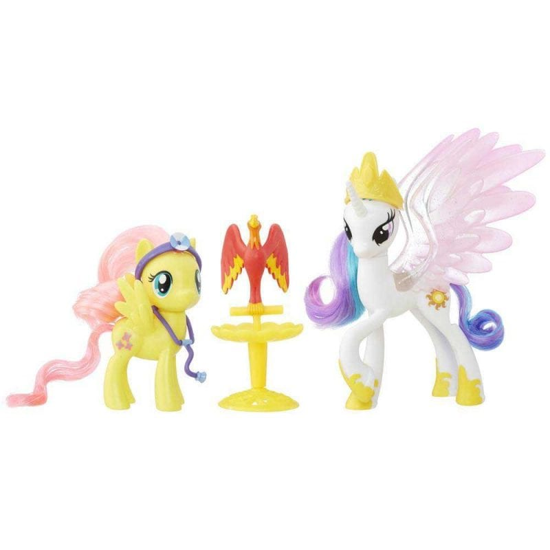 My Little Pony Pachetul Prieteniei Printesa Celestia si Fluttershy