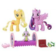 My Little Pony Pachetul Prieteniei Twilight Sparkle si Applejack