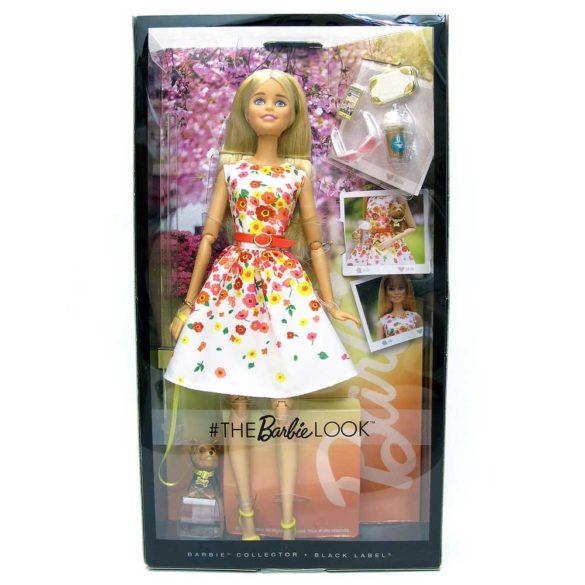 Papusa The Barbie Look Black Label Plimbarea in Parc 7