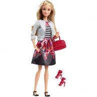 Stilul Papusii Barbie - Dungulite si Floricele Vesele