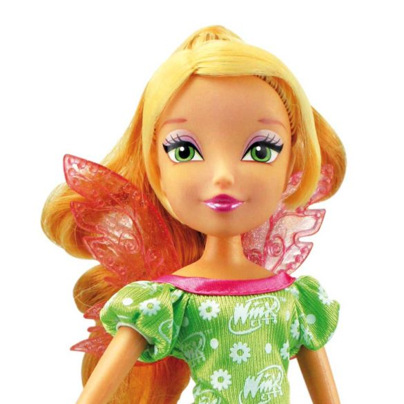 Winx Flower Party Papusa Flora 2