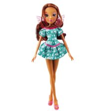 Winx Flower Party Papusa Layla